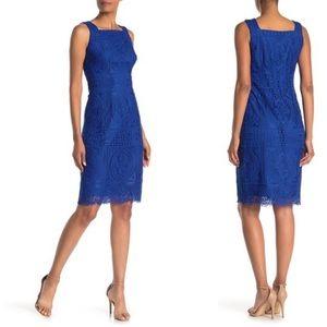 Nordstrom London Times  Lace Sheath Dress